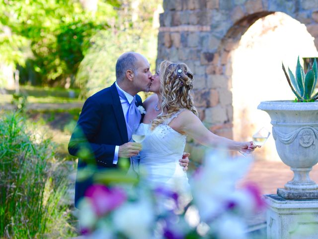 Il matrimonio di Alessandro e Silvia a Pomezia, Roma 9