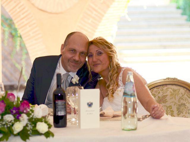 Il matrimonio di Alessandro e Silvia a Pomezia, Roma 15