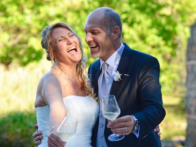 Il matrimonio di Alessandro e Silvia a Pomezia, Roma 27