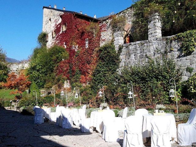 Il matrimonio di Fabrizio e Lorenzo a Strigno, Trento 1