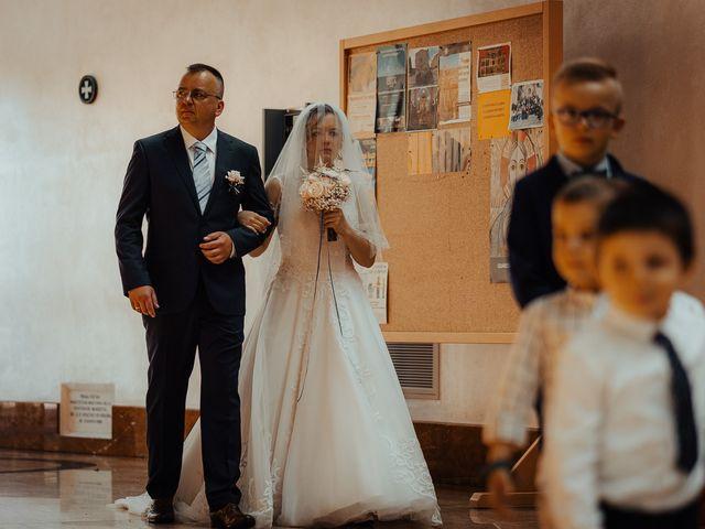 Il matrimonio di Davide e Anna a Caprino Veronese, Verona 10