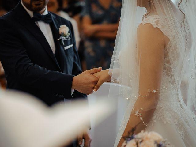 Il matrimonio di Davide e Anna a Caprino Veronese, Verona 11