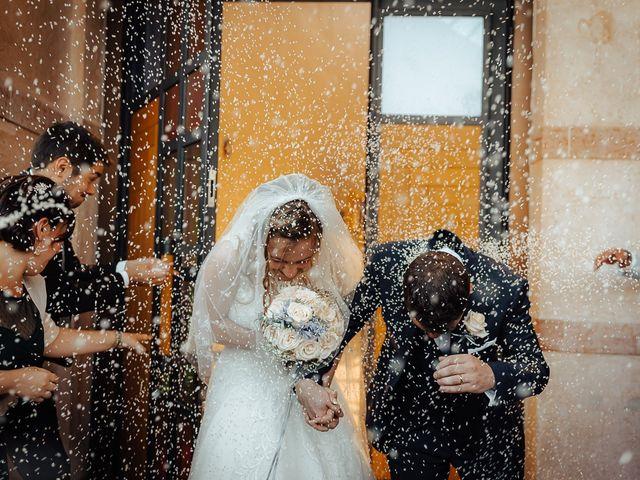 Il matrimonio di Davide e Anna a Caprino Veronese, Verona 15