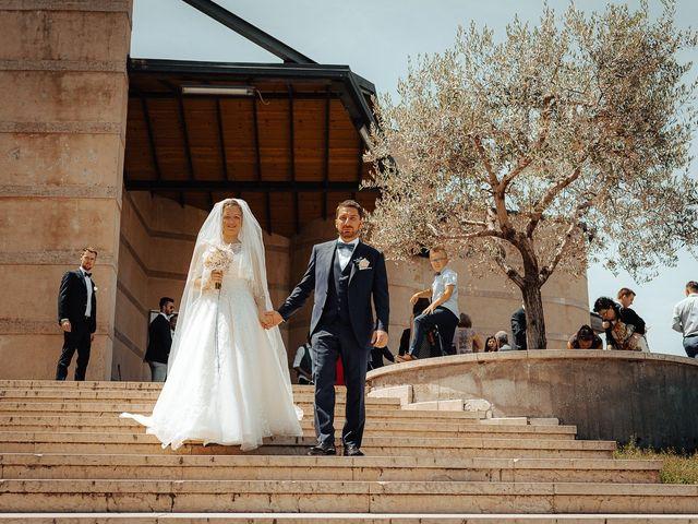 Il matrimonio di Davide e Anna a Caprino Veronese, Verona 16