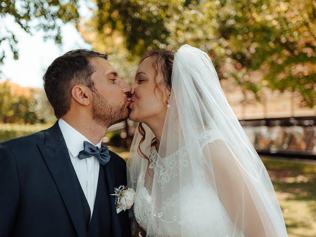 Il matrimonio di Davide e Anna a Caprino Veronese, Verona 17