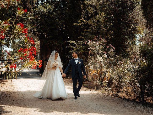Il matrimonio di Davide e Anna a Caprino Veronese, Verona 20