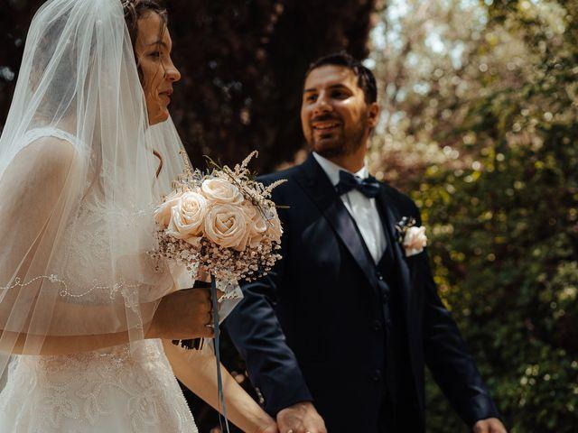 Il matrimonio di Davide e Anna a Caprino Veronese, Verona 21