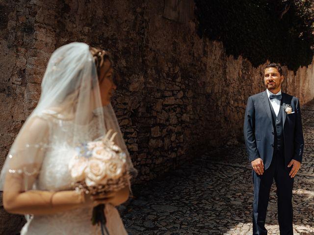Il matrimonio di Davide e Anna a Caprino Veronese, Verona 22