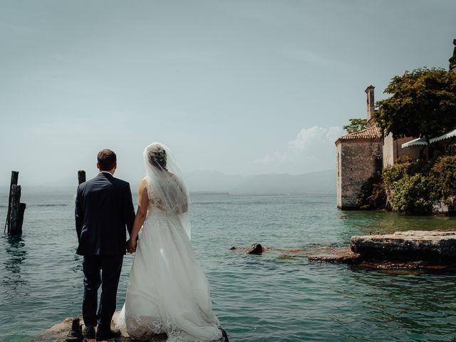 Il matrimonio di Davide e Anna a Caprino Veronese, Verona 23