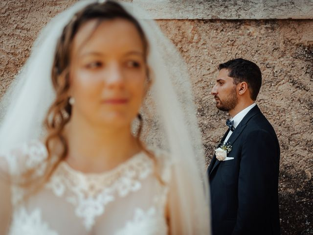 Il matrimonio di Davide e Anna a Caprino Veronese, Verona 25