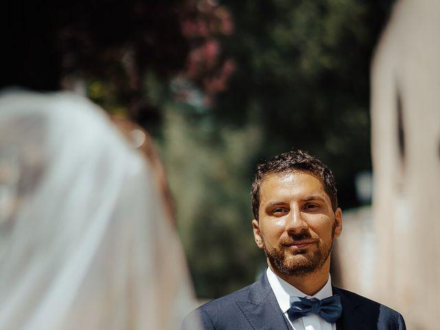 Il matrimonio di Davide e Anna a Caprino Veronese, Verona 27