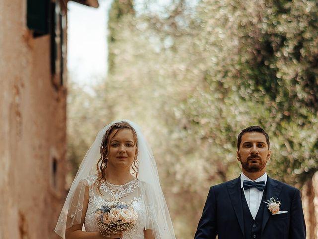 Il matrimonio di Davide e Anna a Caprino Veronese, Verona 29