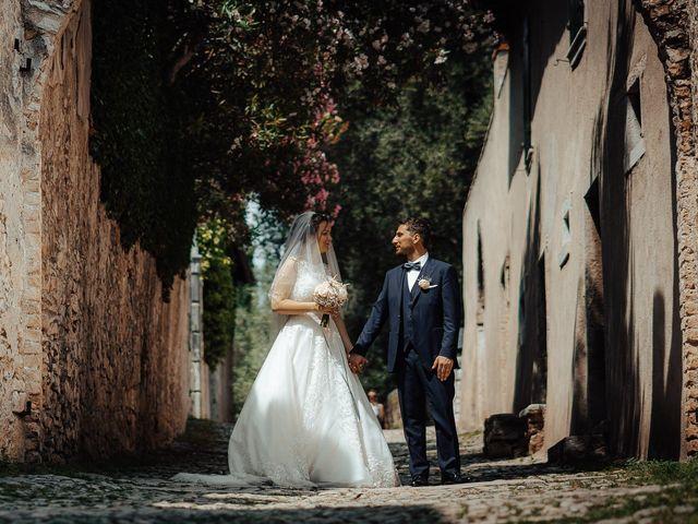 Il matrimonio di Davide e Anna a Caprino Veronese, Verona 30