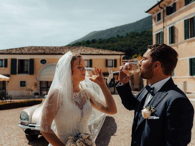Il matrimonio di Davide e Anna a Caprino Veronese, Verona 33