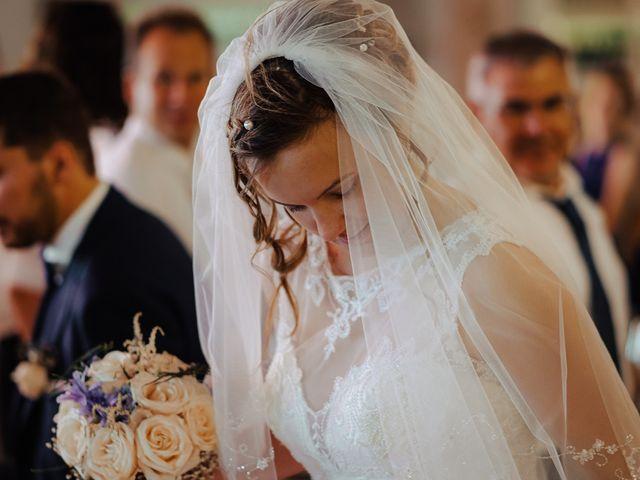 Il matrimonio di Davide e Anna a Caprino Veronese, Verona 35