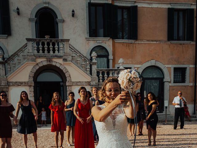 Il matrimonio di Davide e Anna a Caprino Veronese, Verona 38