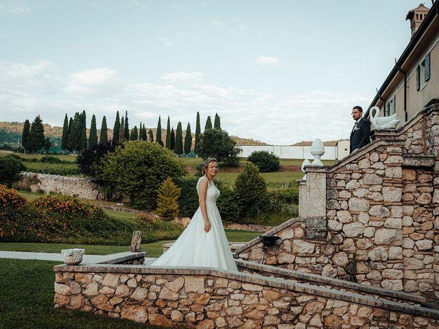 Il matrimonio di Davide e Anna a Caprino Veronese, Verona 39