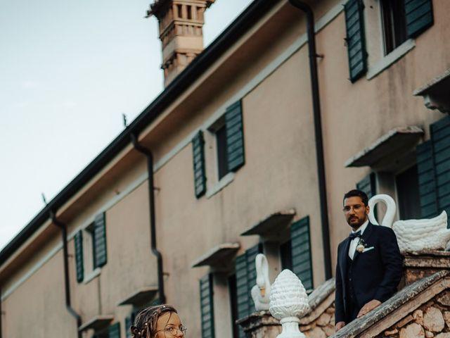 Il matrimonio di Davide e Anna a Caprino Veronese, Verona 40