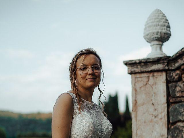 Il matrimonio di Davide e Anna a Caprino Veronese, Verona 41