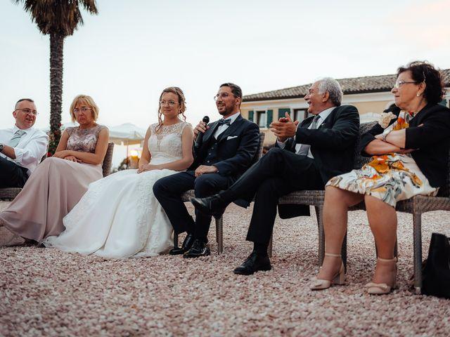 Il matrimonio di Davide e Anna a Caprino Veronese, Verona 44