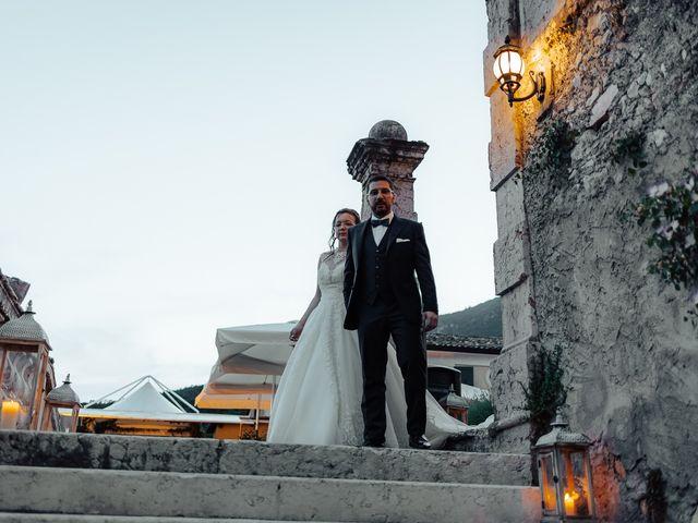 Il matrimonio di Davide e Anna a Caprino Veronese, Verona 45
