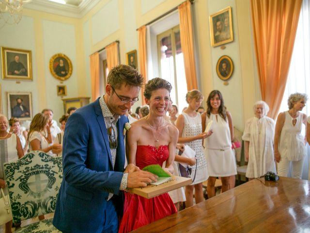 Il matrimonio di Riccardo e Valeria a Modena, Modena 16