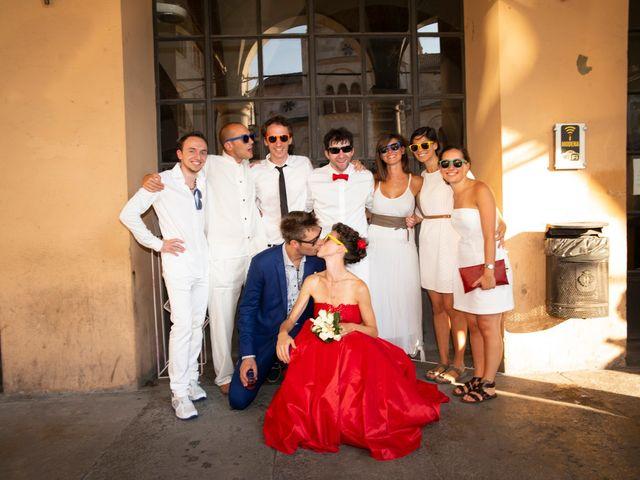 Il matrimonio di Riccardo e Valeria a Modena, Modena 20