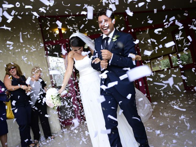 Il matrimonio di Thiago e Daria a Taranto, Taranto 20