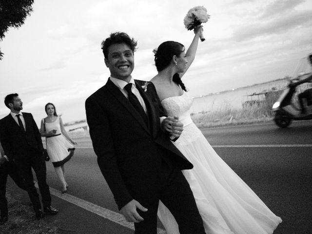 Le nozze di Daria e Thiago