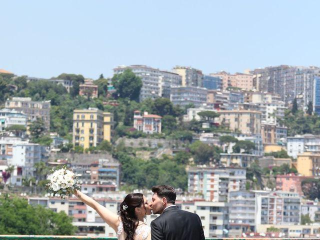 Il matrimonio di Umberto e Marisol a Napoli, Napoli 3