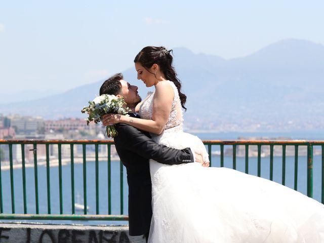 Il matrimonio di Umberto e Marisol a Napoli, Napoli 1