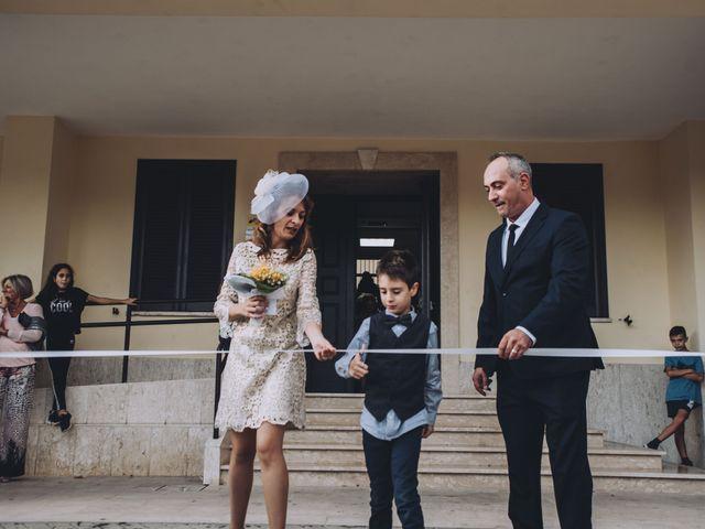 Il matrimonio di Paola e Massimiliano a Castrocielo, Frosinone 12