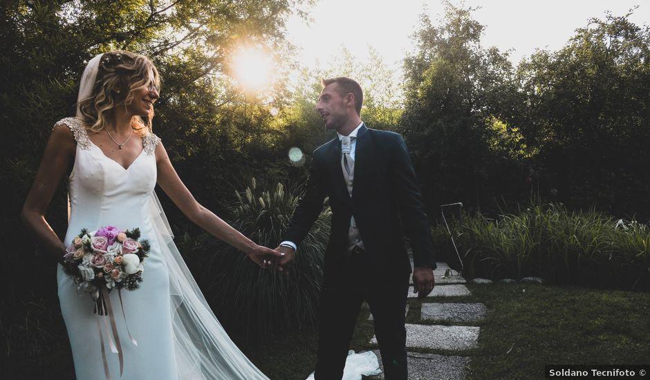 Il matrimonio di Valerio e Martina a Rovellasca, Como
