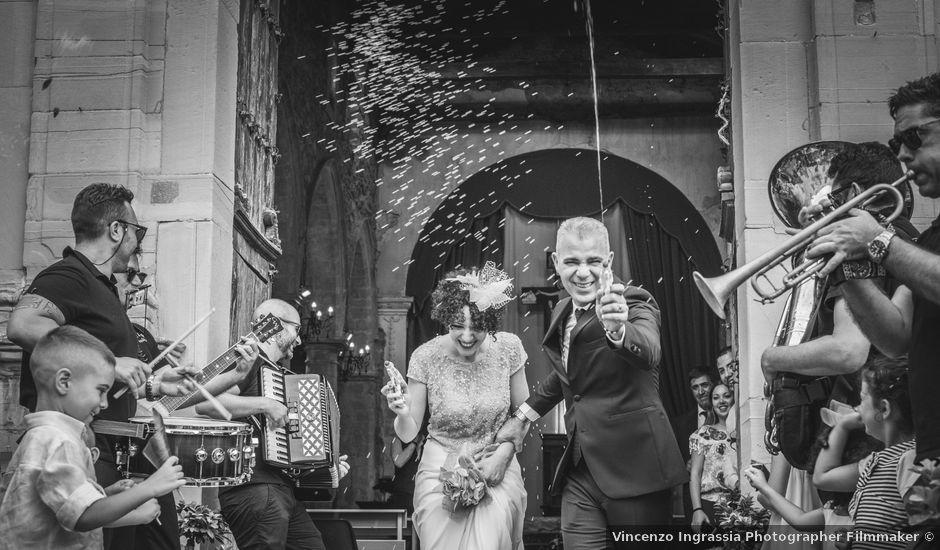 Il matrimonio di Rosario e Angela a Nicosia, Enna