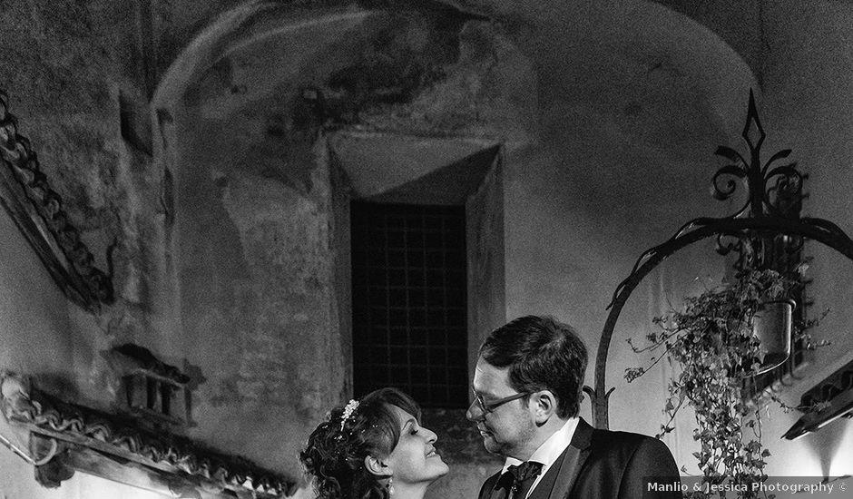 Il matrimonio di Davide e Eleonora a Savignone, Genova
