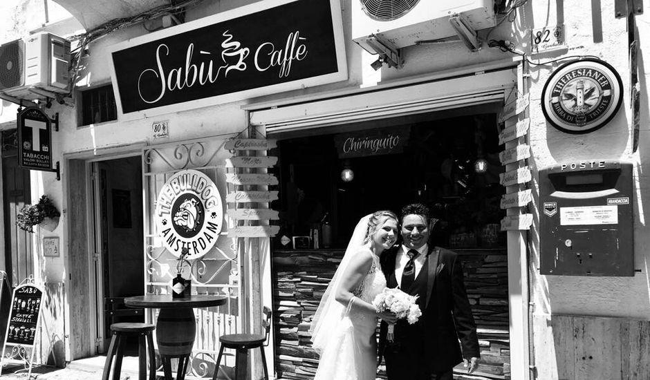 Il matrimonio di Sante e Valentina a Monopoli, Bari