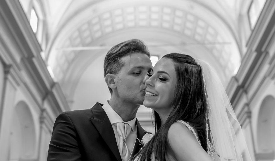 Il matrimonio di Thomas e Cinzia a Lazise, Verona