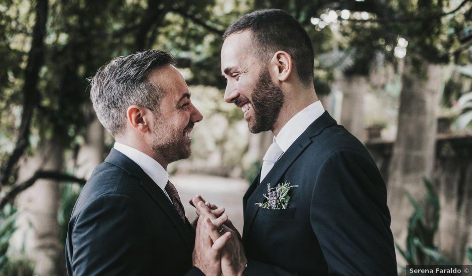 Il matrimonio di Nico e Luigi a Napoli, Napoli