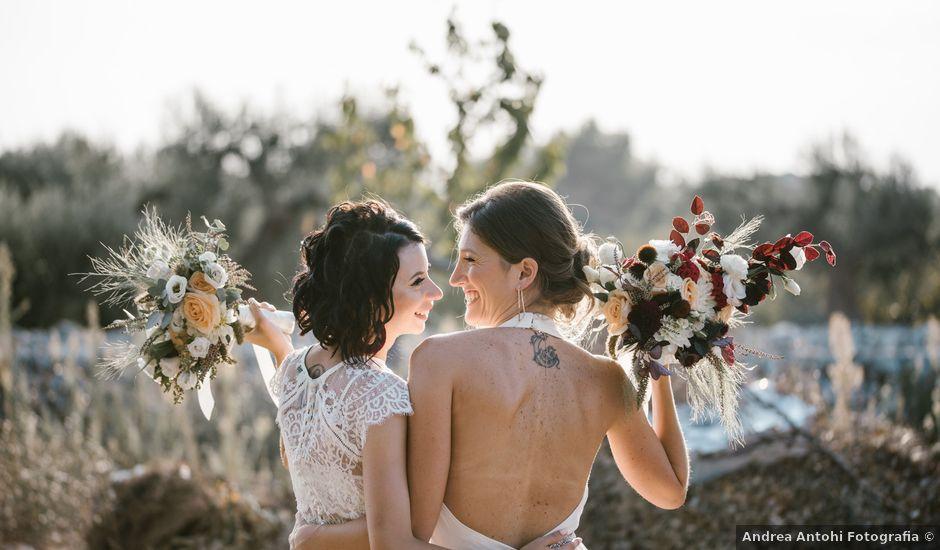 Il matrimonio di Selene e Marina a Polignano a Mare, Bari