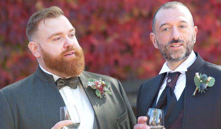 Il matrimonio di Fabrizio e Lorenzo a Strigno, Trento