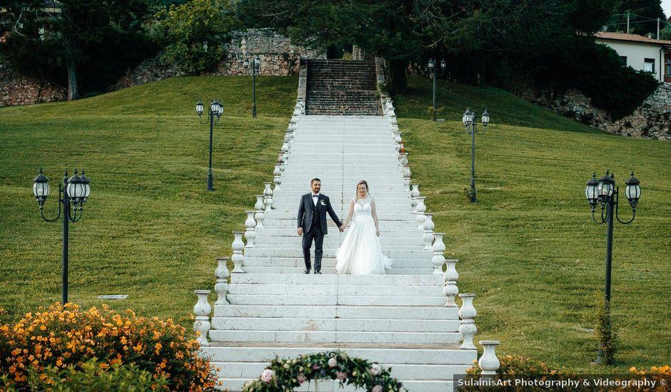 Il matrimonio di Davide e Anna a Caprino Veronese, Verona