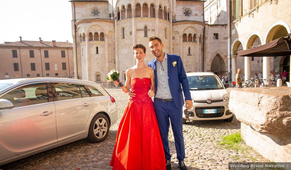 Il matrimonio di Riccardo e Valeria a Modena, Modena