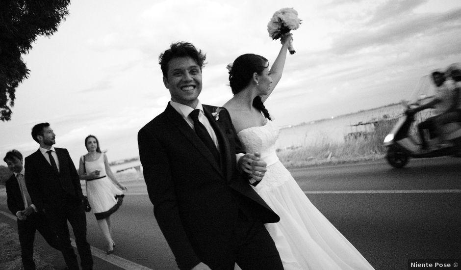 Il matrimonio di Thiago e Daria a Taranto, Taranto