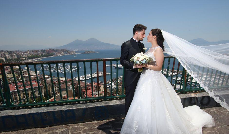 Il matrimonio di Umberto e Marisol a Napoli, Napoli