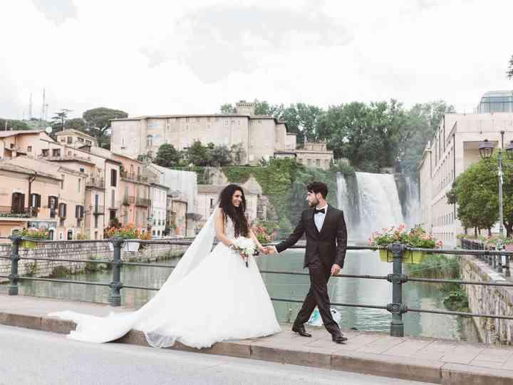 Le nozze di Michell e Matteo