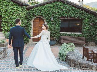 Le nozze di Eleonora e Gianni