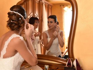 le nozze di Cristina e Dante 1