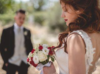 le nozze di Erica e Riccardo