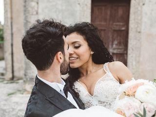 Le nozze di Michell e Matteo 1