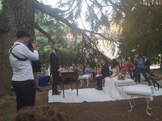 Le nozze di Antonio e Nadia